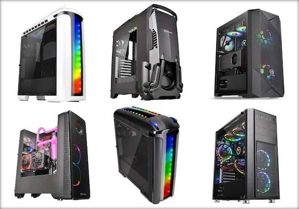 Carcase PC cu răcire maximă
