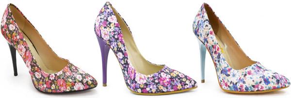 Pantofi-dama-cu-flori